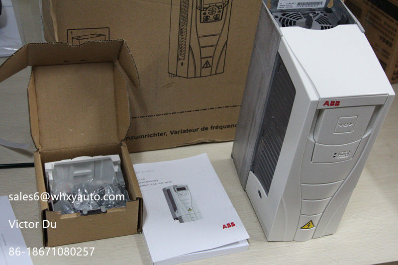 All Compatible ACS880 Industrial Single Drive ACS800-07-0145-7+P901 ABB inverter ACS550