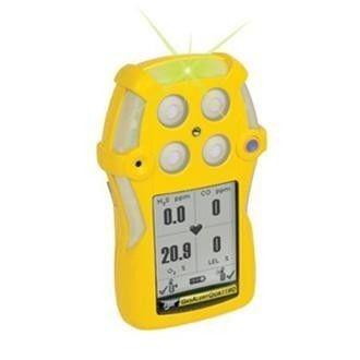 BW HONEYWELL QT-XWHM-R-Y-NA GasAlert Quattro 4-Gas Monitor(%
