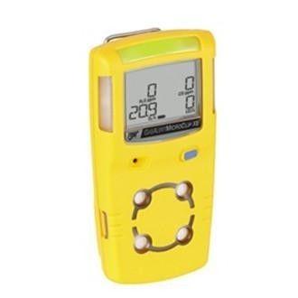 BW MCXL-XWH0-Y-NA GasAlertMicroClip XL 3-Gas Multi-Gas Detec