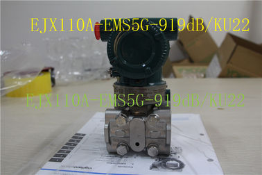 China Yokogawa Differential Pressure Transmitter EJX110A-FMS5G-919DN/KS25/D4/N4/M01/T13 distributor