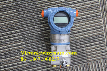 China Hongkong Xieyuan Rosemount Emersson 3051 In-Line Pressure Transmitters 4-20 mA Wireless HART made in Singapore distributor