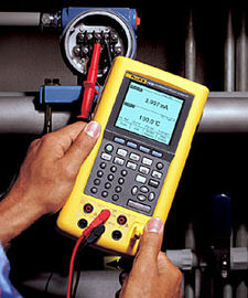 China Fluke 743B Documenting Process Calibrator with Data Logging distributor