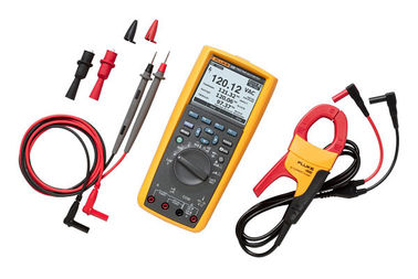China Fluke 289/IMSK Industrial Multimeter Service Combo Kit distributor